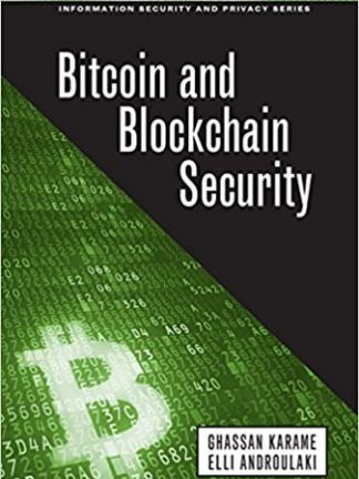 Bitcoin and Blockchain Security