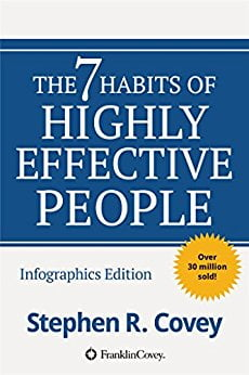 Covey The 7 habits of highly effective people