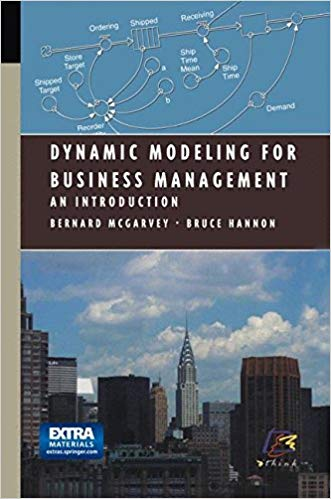 Dynamic Modeling for Business Management An Introduction Modeling Dynamic Systems