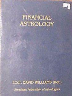 Financial Astrology American Federation Of Astrologers David Williams