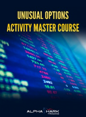 AlphaShark – Unusual Options Activity Master Course