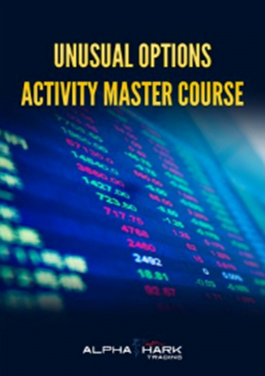 AlphaShark – Unusual Options Activity Master Course