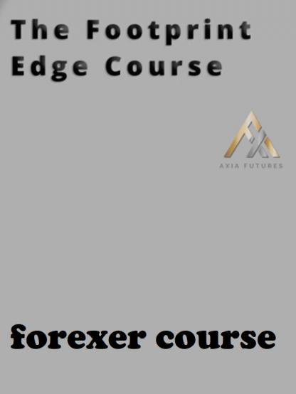 Axia Futures – The Footprint Edge Course