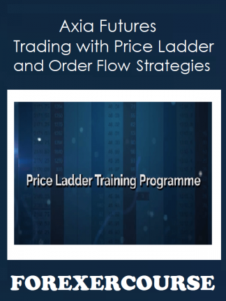 Axia Futures – Trading with Price Ladder and Order Flow Strategies
