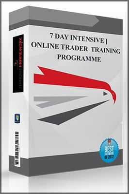 Thetradingframework – DAY INTENSIVE ONLINE TRADER TRAINING PROGRAMME