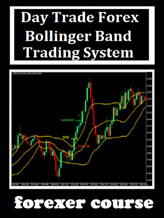 Day Trade Forex – Bollinger Band Trading System