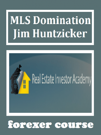 MLS Domination – Jim Huntzicker