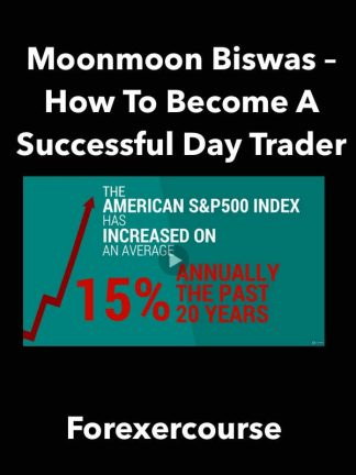 Moonmoon Biswas – How To Become A Successful Day Trader