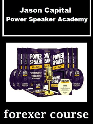 Jason Capital Power Speaker Academy