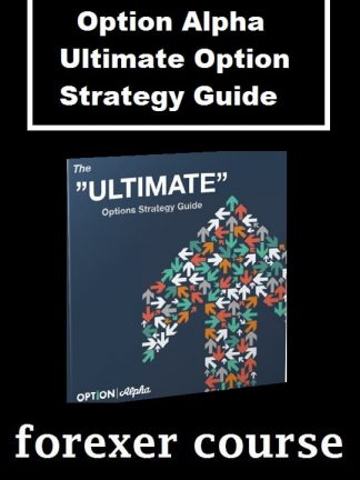 Option Alpha – Ultimate Option Strategy Guide