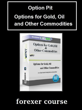 Option Pit – Options for Gold Oil and Other Commodities