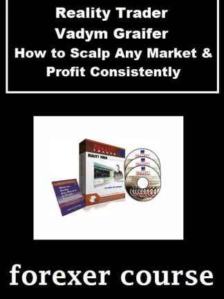 RealityTrader – Vadym Graifer – How to Scalp