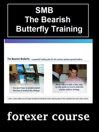 SMB – The Bearish Butterfly Training