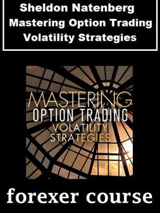 Sheldon Natenberg – Mastering Option Trading Volatility Strategies