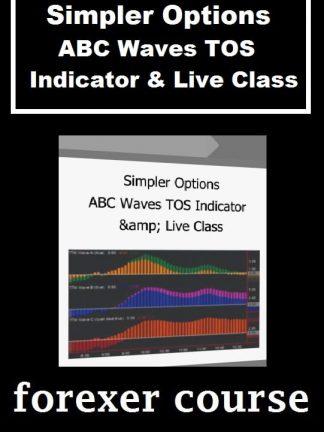 Simpler Options – ABC Waves TOS Indicator Live Class