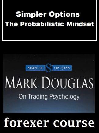 Simpler Options – The Probabilistic Mindset
