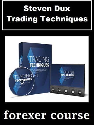 Steven Dux – Trading Techniques