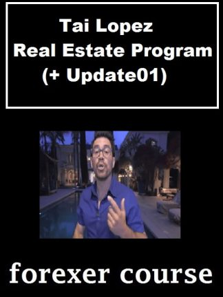 Tai Lopez – Real Estate Program Update