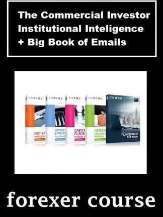 The Commercial Investor – Institutional Inteligence Big Book of Emails