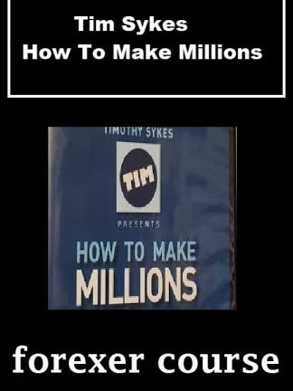 Tim Sykes – How To Make Millions