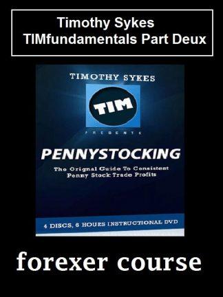 Timothy Sykes TIMfundamentals Part Deux