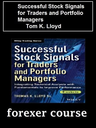 Tom K Lloyd – Successful Stock Signals for Traders and Portfolio Managers