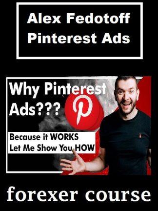 Alex Fedotoff – Pinterest Ads