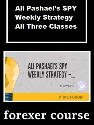 Ali Pashaei's SPY Weekly Strategy – All Three