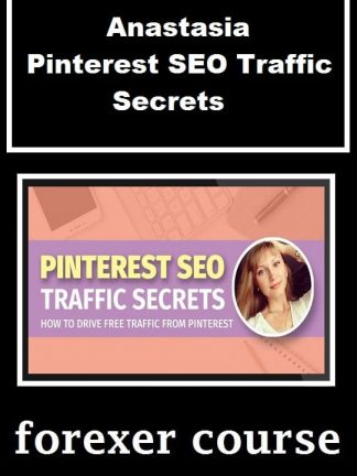 Anastasia Pinterest SEO Traffic Secrets