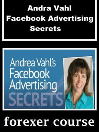 Andra Vahl Facebook Advertising Secrets