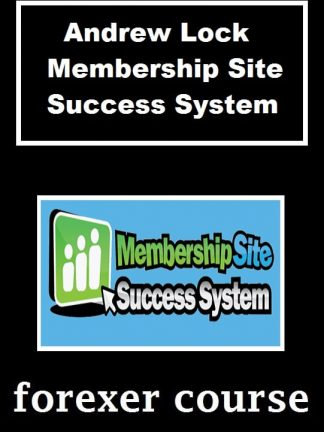 Andrew Lock Membership Site Success System