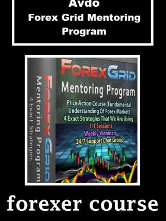 Avdo – Forex Grid Mentoring Program