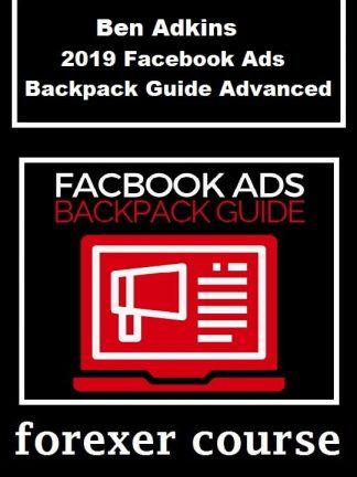 Ben Adkins Facebook Ads Backpack