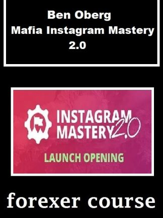Ben Oberg Mafia Instagram Mastery