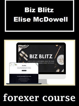 Biz Blitz by Elise McDowell