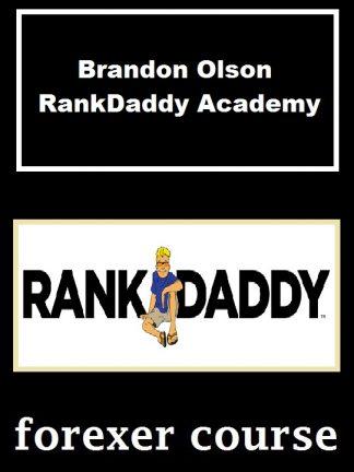 Brandon Olson RankDaddy Academy