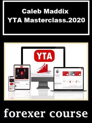 Caleb Maddix YTA Masterclass –