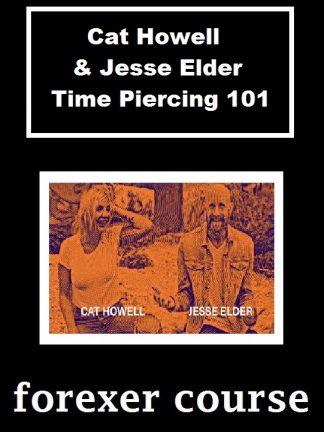 Cat Howell Jesse Elder Time Piercing