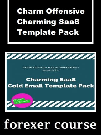 Charm Offensive Charming SaaS Template Pack
