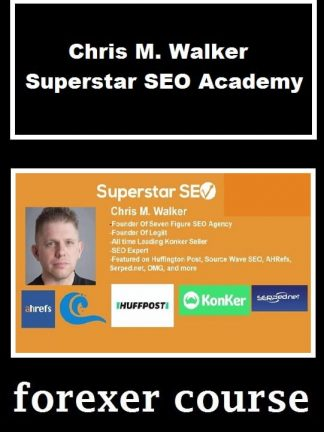 Chris M Walker – Superstar SEO Academy