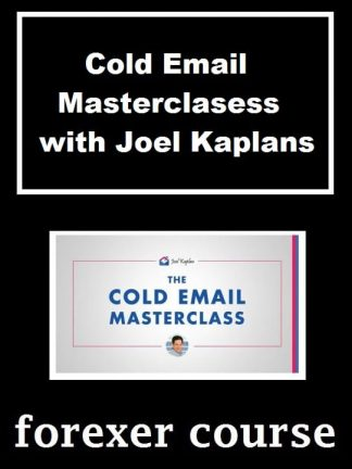 Cold Email Masterclasess with Joel Kaplans