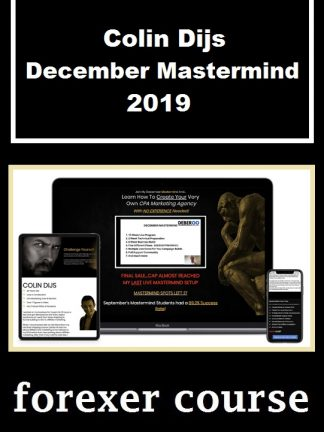 Colin Dijs December Mastermind