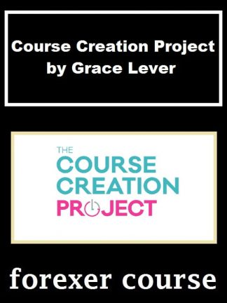 Course Creation Projec by Grace Lever