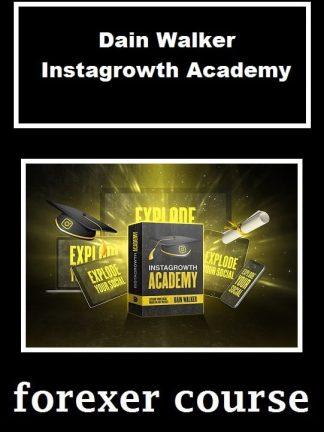 Dain Walker Instagrowth Academy