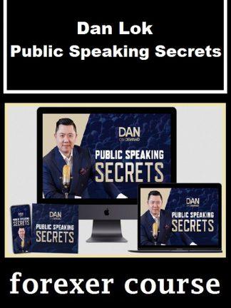 Dan Lok Public Speaking Secrets