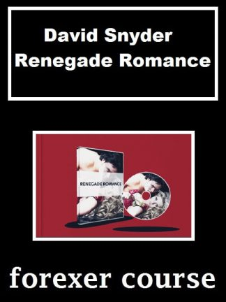 David Snyder Renegade Romance