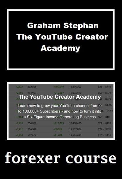 Graham Stephan The YouTube Creator