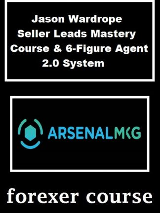 Jason Wardrope Seller Leads Mastery Course