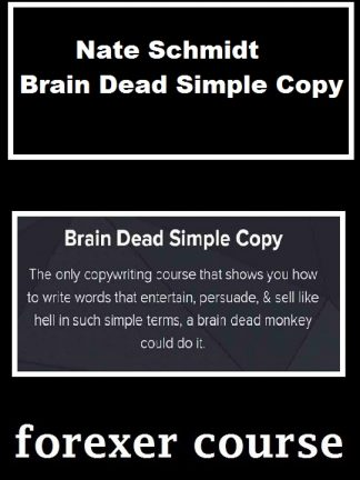 Nate Schmidt Brain Dead Simple Copy