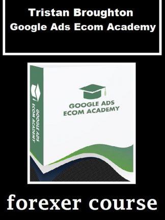 Tristan Broughton Google Ads Ecom
